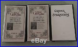 3 GRS Engraving VHS Tape