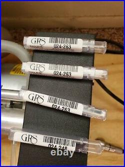 BUNDLE! GRS GraverMeister, 915 handpiece, gravers, apex fixture, practice plates