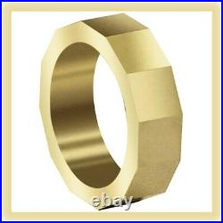 Brass 12-Sided Practice Ring Practice Piece GRS #011-389