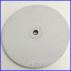 Ceramic Lap 8 Inch USED for LAPIDARY SHARPENING POLISHING
