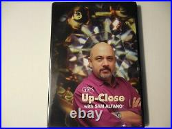 DVD GRS Up-Close with Sam Alfano Used