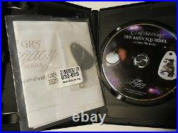 DVD / KIT Engraving The Meek Squirrel GRS Legacy Series With the blank