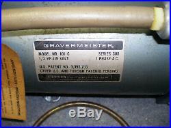 Engraver, Gravermeister power tool by GRS