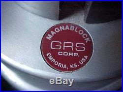 Engraving block ball GRS engraver tool MagNa Block knife maker jeweler
