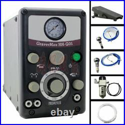 Free shipping New Type 0-8000 strokes /min GRS Pneumatic Engraving Tools Jewelry