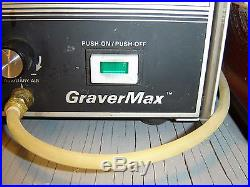 Gravermax Jewelry Engaving Machine Gravemate Grs