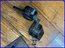 GRS 003-570 DUAL ANGLE SHARPENING FIXTURE for POWER HONE Used Condition