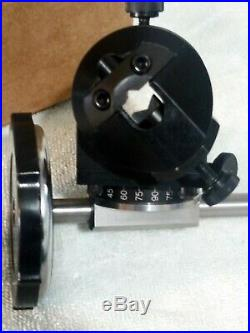 GRS 003-570 Dual Angle Graver Sharpening Fixture, Excellent Condition