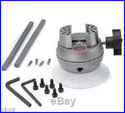 GRS 003-683 MicroBlock Ball Vise set With 003-520 30 Piece Attachment Tools Kit