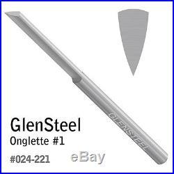 GRS 024-221 GlenSteel Onglette Graver #1