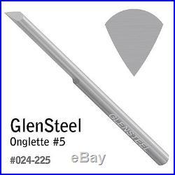 GRS 024-225 GlenSteel Onglette Graver #5