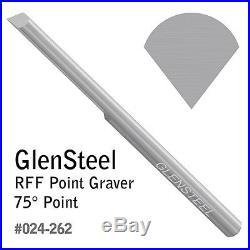 GRS 024-262 GlenSteel RFF Point Graver 75
