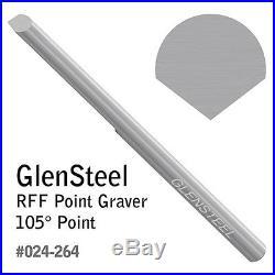 GRS 024-264 GlenSteel RFF Point Graver 105