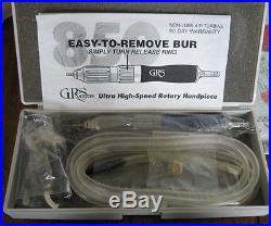 GRS 850 Turbine (Rotary) Handpiece New in Box