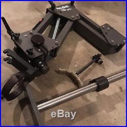 GRS Acrobat Stand Amscope Microscope Engraving Lindsay Airgraver Setup