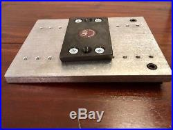 GRS BenchMate Adjustable Height Bracket For Bench Pin Brand New
