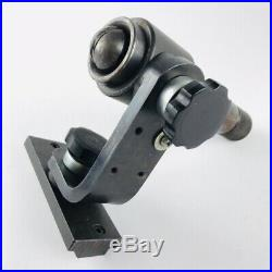 GRS BenchMate Bench Vise, Mount Plate And Horizontal Internal Ring Holder
