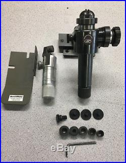 GRS BenchMate Ring Holder, Inside Ring Holder & Custom Adapter, Ring Vise, used