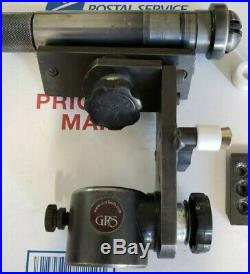 GRS BenchMate with Mounting Bracket & Inside Ring Holder Attachment! ITEM #004-839