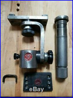 GRS BenchMate with Mounting Bracket Ring Vise Clamp #004-839 Retail $349+