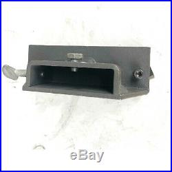 GRS Benchmate RING Setting Engraving Tool Jewel Setting Tool BENCH PIN KIT