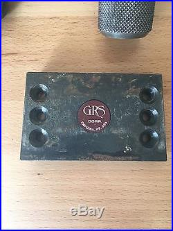 GRS Benchmate Tools Used Jeweler's Setup