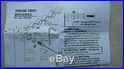 GRS Benchmate and Inside Ring Mandrel Kit