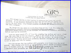 GRS CERAMIC LAP (POLISHING) WHEEL