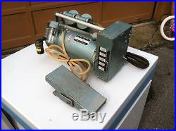 GRS Corporation Gravermeister Model 101 Series 100 with Pedal but no Handpiece