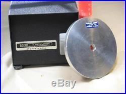 GRS Diamond Power Hone NOS Tool Sharpener with 6 Inch Diamond Wheel