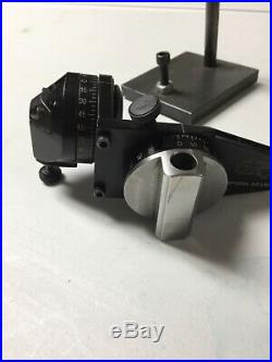 GRS Dual Angle Graver Holder Sharpener Tool and post