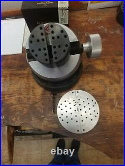 GRS Engraving Ball Vise Large with Extra Plate