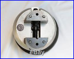 GRS Engraving Block / Ball Vise Standard Size No Accs. Used