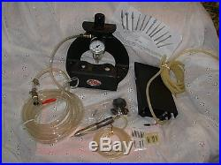 GRS Engraving Machine Tools 850A Rotary Tool Pedal Extra Bits