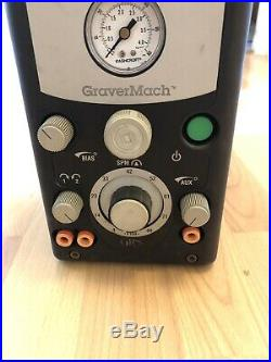 GRS Engraving Machine With Hand Pieces