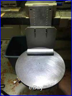 GRS Engraving Tools Large Vise Shelf and Turntable