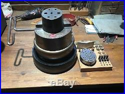 GRS Engraving block ball engraver tool MagNa Block spur maker jeweler
