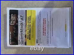 GRS GRAVERMACH AT ENGRAVING, STONE SETTING MACHINE GRS # 004-965, new + more