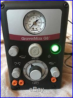 GRS GRAVERMAX G8 Engraving
