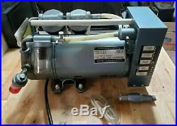 GRS GRAVERMEISTER #001-842 with 2 Handpieces QC 712 + 610 Built in compressor
