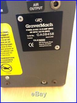 GRS GraverMach air briven hand engraving machine