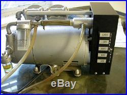 GRS GraverMeister Pulse Oscillating Power Unit Gast Pump