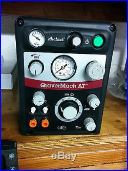 GRS Gravermach AT + MONARCH/901 Handpieces + Vise + Assorted Equipment