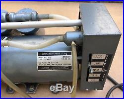 GRS Gravermeister 101-C 300 SERIES USED WORKING CONDITION with HANDPIECE/PEDAL