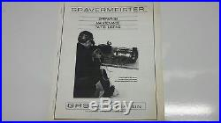 GRS Gravermeister engraving machine withhandpiece and foot pedal control