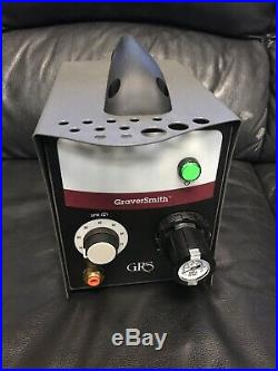 GRS Graversmith (used only 1 time) ENGRAVING EQUIPMENT