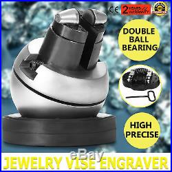 Grs Inlaid Diamonds Engraving Setting Tool Standard Attachment 5 30pc Pro