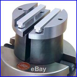 GRS Low Profile Ball Vise, Thermo-Loc Jaw Set, & Knurled Aluminum Hex Key