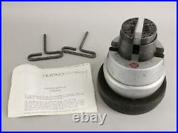 GRS MagnaBlock Engraving Ball Vise withInstructions & Extras Gravers