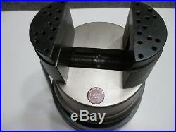 GRS MagnaBlock large ball rotating bench engraving vise 003-021